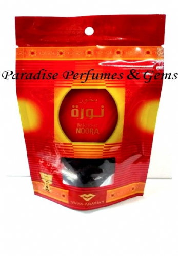 *NEW* Bakhoor NOORA By Swiss Arabian Fragrance High Quality Home Incense - 40g